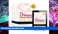 Read Book Wiley CPAexcel Exam Review 2015 Study Guide July: Set (Wiley Cpa Exam Review) O. Ray