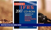 Read Book Wiley IFRS 2007: Interpretation and Application of International Financial Reporting