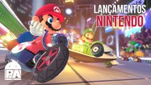 Mario Kart 8 e Super Smash Bros Para Android - São os Próximos Lançamentos da Nintendo?!