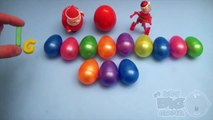 Kinder Surprise Egg Learn A Word! Spelling Holiday and Christmas Words! Lesson 16