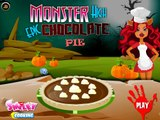 Monster High Epic Chocolate Pie - Best Game for Little Girls