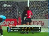 12.12.2004 - 2004 Intercontinental Cup Final Match Once Caldas 0-0 FC Porto (With Penalties 7-8)