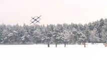 Le 'droneboarding' prend son envol en Lettonie