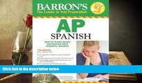Download Barron s AP Spanish with Audio CDs and CD-ROM (Barron s AP Spanish (W/CD   CD-ROM)) Books