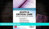PDF [Download]  ACUTE   CRITICAL CARE NURSE PRACTITIONER: CASES IN DIAGNOSTIC REASONING Suzanne