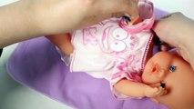 Baby Doll Bathtime Nenuco Baby Girl How to Bath a Baby Cómo Bañar a Tu Bebé Toy Videos