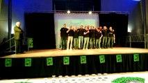 Chansons des conscrits de la « 7 » de Villefranche-sur-Saône : les 30 ans!