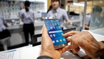 Samsung confirma que defectos en las baterías provocaron incendios en el modelo de móvil Galaxy Note 7