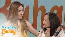 Magandang Buhay: Mama Bob gives message to Angeline's soon-to-be husband