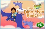 Go Diego Go! Diego Full Gameisode! - Diegos Baby Dinosaur Rescue! Diego Games NickJR