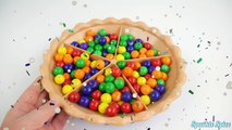 Gumball Pie SURPRISE & Best Learning Video for Kids Learn Colors Preschoolers Babies Toddlers Toys
