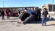 Otomobil, Otoban Gişelerinin Duvarına Çarptı: 1 Ölü