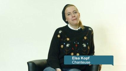 Elsa Kopf - #UnPaysOùJaiAppris
