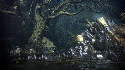 Annonce de la seconde extension, The Ringed City de Dark Souls 3