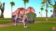 Mega Finger Family Collection | Dinosaurs Finger Family Nursery Rhymes | Dinosaurs Short Movie