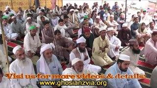 Allam Ayub Hazarvi Shuhada-e-Karbala Conference(2016)