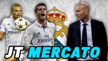 Journal du Mercato : le Real Madrid peut trembler, Lille accélère
