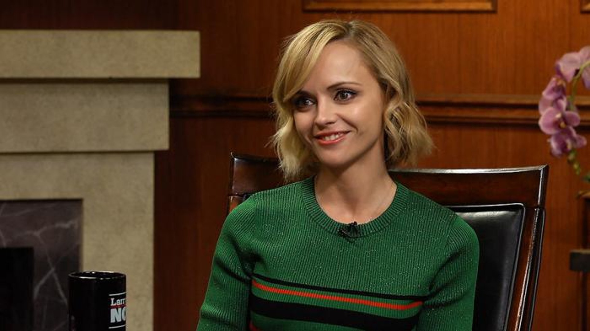 Christina Ricci: Women in Hollywood still have a ways to go