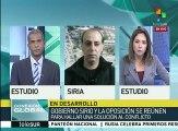 Avanza entre acusaciones mutuas el diálogo para la paz en Siria