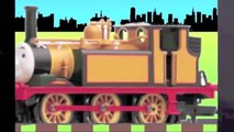 Learn Wild Animal Train (New) - learning zoo animals video for kids