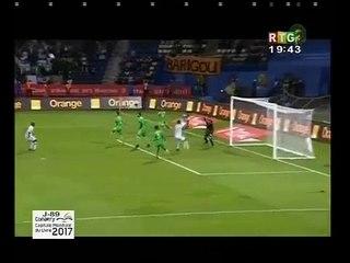 But de Pape Kouly Diop - Sénégal contre L'Algérie (1 -1 )