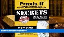 PDF  Praxis II English Language Arts: Content Knowledge (5038) Exam Secrets Study Guide: Praxis II