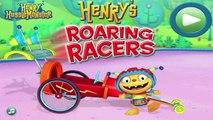 Henry Huggle Monster Henrys Roaring Racers - Henry Huggle Monster Games