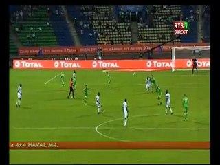 Sénégal vs Algérie, le but de Moussa Sow (2-2)