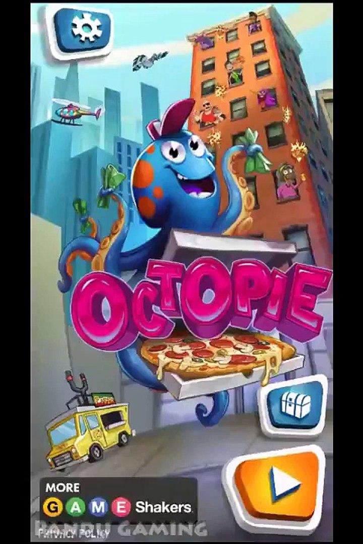 OctoPie (Nickelodeon) Gameplay iOS/Android