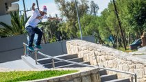 Haslam, Kruglov & Crew Continue Crushing Skate Spots in Crete