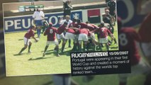 YT Portugal's moment of glory v New Zealand | Rugby Relived