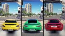 Ultimate AMG Battle! - Forza Horizon 3 - SLS AMG vs AMG GTR vs SL65 AMG Black Series