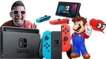Nintendo Switch a Nova Aposta da Nintendo - Opinião