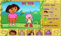 Video Dora the Explorer - Meet Doras Friends!