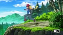 Pokemon XYZ Episode 10 HD English From A to Z! A Cellular Connection!
