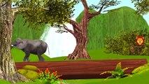 Animals Short movies Compilation | Animals Cartoons For Children | Dinosaurs 3D Animation Short Film
