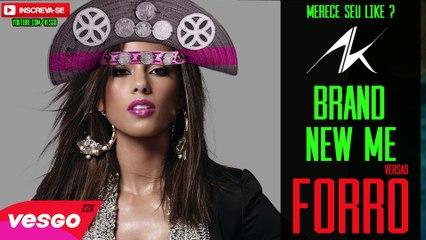 Alicia keys Brand New Me - VERSÃO FORRÓ