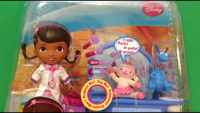 Doc McStuffins Magic Talking Check Up Set Play Doh Peppa Pig Picnic Beach Splash