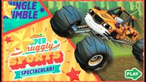 Jungle Rumble Racing Games | Kids Games | Racing | Racing Games for Kids Boys and Girls