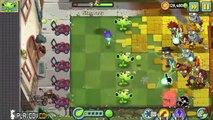 Растения против зомби 2 геймплей прохождение игры Потерянный Город Пиньята День рождения 2 iOS/андроида