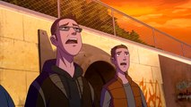 Generator Rex S01E01 The Day That Everything Changed