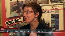 Présidentielle en Isère: la réaction de Soizic Loquet-Naël
