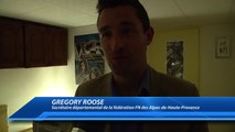 Élections présidentielles 1er tour : Grégory Roose, secrétaire département du FN dans le 04 réagit aux résultats :