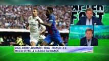 """After foot - Riolo : """"L'homme du match, c'est Messi"""""""