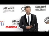 Ricky Martin 2014 BILLBOARD MUSIC AWARDS Red Carpet #BringBackOurGirls