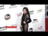 Charli XCX 2014 BILLBOARD MUSIC AWARDS Red Carpet ARRIVALS