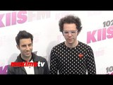 A Great Big World KIIS FM's Wango Tango 2014 Blue Carpet Arrivals