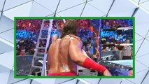 WWE Wrestlemania 33 Fatal 4-Way Raw Tag Team Title Ladder Match WrestleMania 33 I Hardy Boyz Return Live Highlights HD