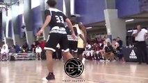 Zion Williamson drops defender