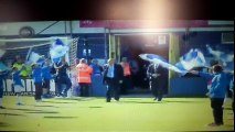 BARROW AFC PROMOTION PARTY ITV + BBC REPORTS